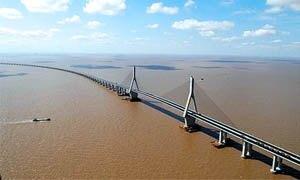 Donghai Bridge 3300X180