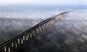 Ponte Jiaozhou Bay 300X180
