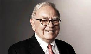 Warren Buffett 300X180
