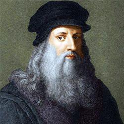 Leonardo Da Vinci-250X250