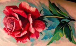 significato tatuaggi - (rosa)