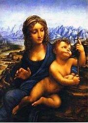 Madonna dei fusi-180X250