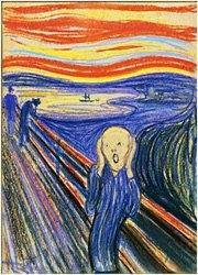 Munch urlo-180X250