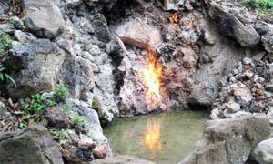 Cava dell'acqua e del fuoco di Taiwan-300x180