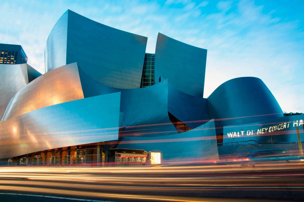walt disney concert hall essay Vanity fair's survey of 52 experts the walt disney concert hall, in los angeles in paris, which is an essay in transparency.