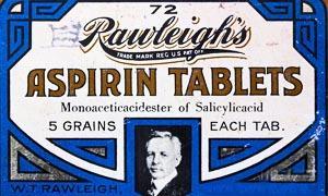 5 invenzioni geniali - Aspirina 300x180