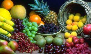 5 regole per una corretta alimentazione-sostanze benefiche contenute in frutta e verdura-300x180