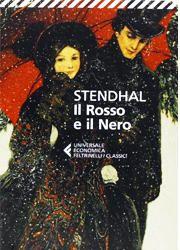 Il rosso e il nero di Stendhal-180x250