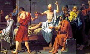 Socrate viene condannato al suicidio-300x180