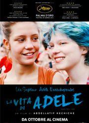 La vita di Adele di Abdellatif Kechiche-180x250
