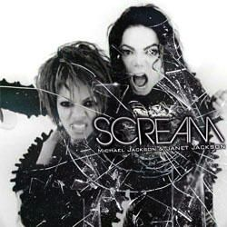 Scream by Michael Jackson and Janet Jackson-250x250