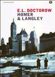 Homer & Langley di E.L. Doctorow-180x250