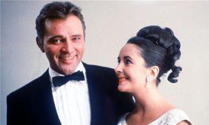 Liz Taylor e Richard Burton-300x180