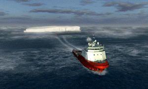 Rimorchiare gli iceberg artici fino in Africa-300x180