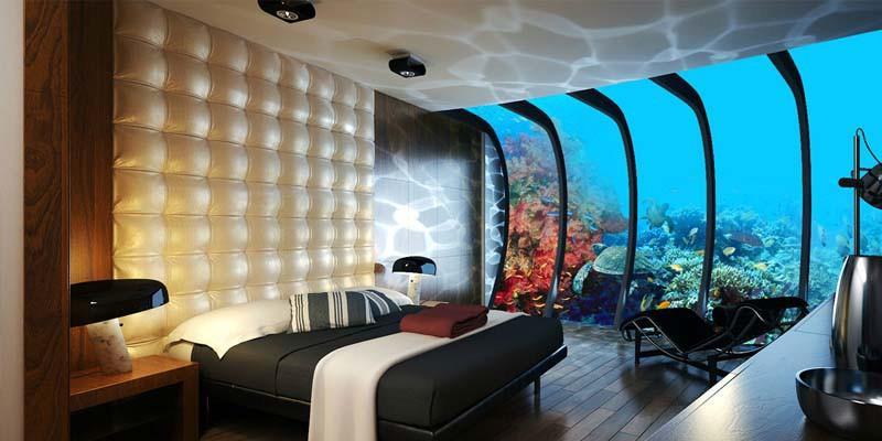 Rilassarsi negli hotel piu' strani del mondo: ecco 5 esempi da non perdere!