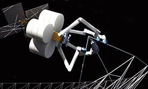 Costruttori robotici in orbita -300x180
