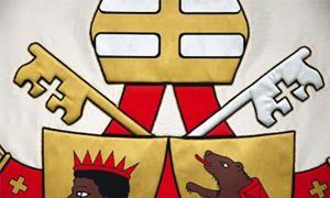 Le insegne e il vestiario del papa-300x180
