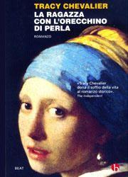 La ragazza con l'orecchino di perla di Tracy Chevalier-250x180