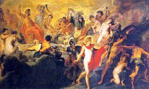 Il mito olimpico della creazione-300x180