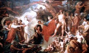 Il mito omerico e orfico della creazione-300x180