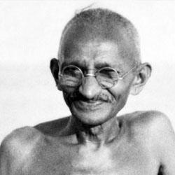Mohandas Gandhi-250x250