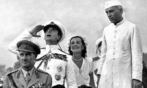 15 agosto 1947 - Fine del dominio britannico sull'India e l'indipendenza-300x180