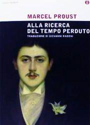 Alla ricerca del tempo perduto di Marcel Proust-180x250