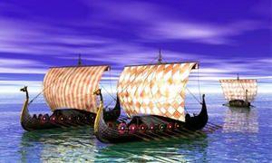 Le imbarcazioni vichinghe-300x180