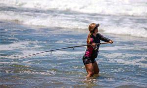 Pesca dalla riva (lancio normale) e Surf-fishing-300x180