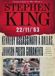 22-11-63 di Stephen King-180x250