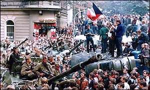 20 agosto 1968 - Fine della Primavera di Praga-300x180