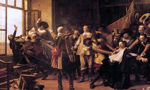 23 maggio 1618 - Scompiglio a Praga-300x180