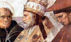 Giuliano della Rovere diventa papa-300x180