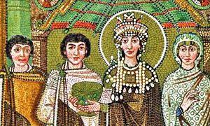Il matrimonio con Giustiniano-300x180