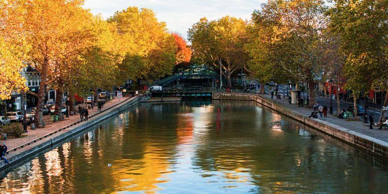 La magia di Parigi lungo il canale Saint-Martin 1-800x400