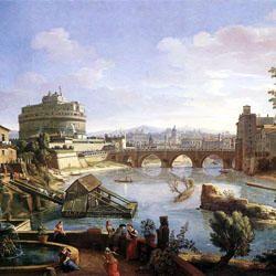 Il possesso di Castel Sant'Angelo-250x250