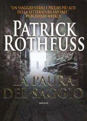 La paura del saggio di Patrick Rothfuss-180x250