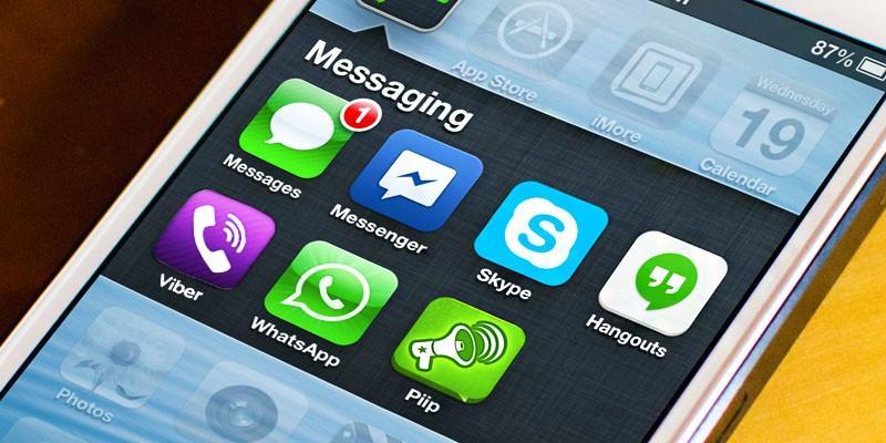 Le 5 Migliori App Per Mandare Messaggi Foto E Video Best5 It