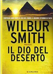 Il dio del deserto di Wilbur Smith-180x250