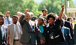 Mandela esce di prigione-300x180