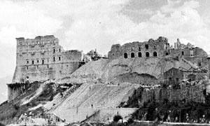 Monastero di Montecassino bombardamento-300x180