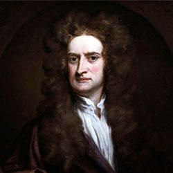 La teoria di Isaac Newton-250x250
