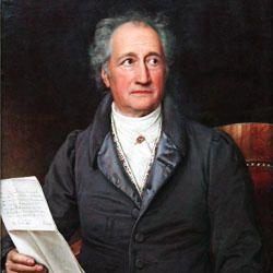 La teoria di Johann Wolfgang Goethe-250x250