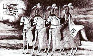 I cavalieri spagnoli-300x180