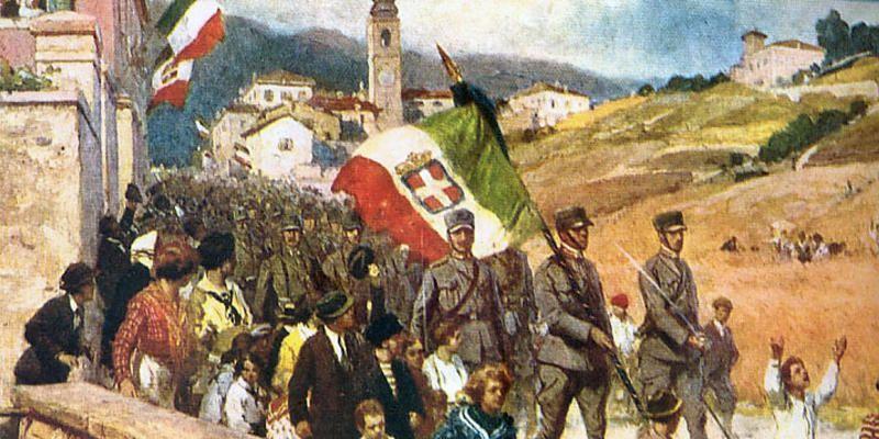 Prima guerra mondiale 5 principali battaglie della for 1 case di storia