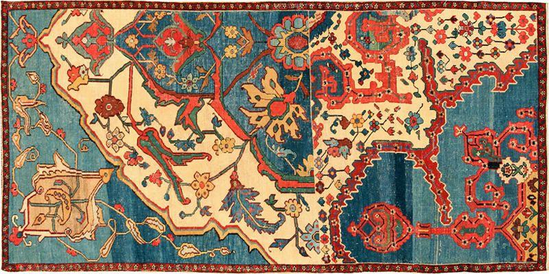 storia del tappeto il tappeto di pazyryk e altri tappeti On tappeti italiani
