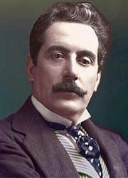 Giacomo Puccini-180x250