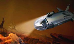 Il sottomarino di Titano e un razzo a fusione nucleare-300x180