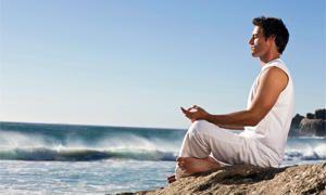 Meditazione di concentrazione e meditazione Om-300x180