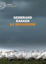 La deviazione di Gerbrand Bakker-180x250